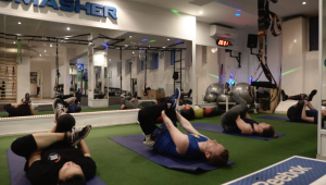 stretching budapest