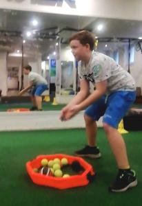 kids trainer Budapest
