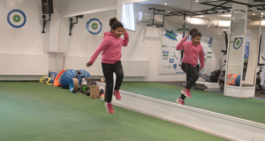 kids training budapest