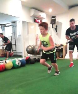 Gyermek edzés
